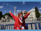 বিশ্বখ্যাত জাদুঘর হায়া সোফিয়াকে মসজিদ ঘোষণা করল তুরস্ক