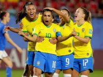 সমান বেতন পাবেন ব্রাজিলের নারী ও পুরুষ ফুটবলাররা