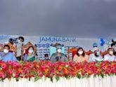 ভক্তবাড়িতে যমুনা ব্যাংক উপশাখার উদ্বোধন করলেন পাপ্পা গাজী