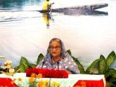 অভিযোজন তহবিল বাড়াতে জোরালো বৈশ্বিক সমর্থন কামনা প্রধানমন্ত্রীর