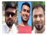 ঢাকা-খুলনা মহাসড়কে বাস চাপায় ছাত্রলীগ নেতাসহ তিনজনের মৃত্যু