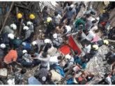 ভারতে ভবন ধসে অন্তত ১০ জনের মৃত্যু