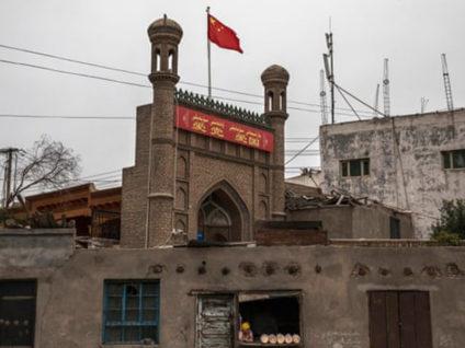 উইঘুরদের কয়েক হাজার মসজিদ ধ্বংস করেছে চীন