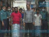 বাকলিয়ায় খুন: যুবলীগ নেতাসহ ৭ জন রিমান্ডে