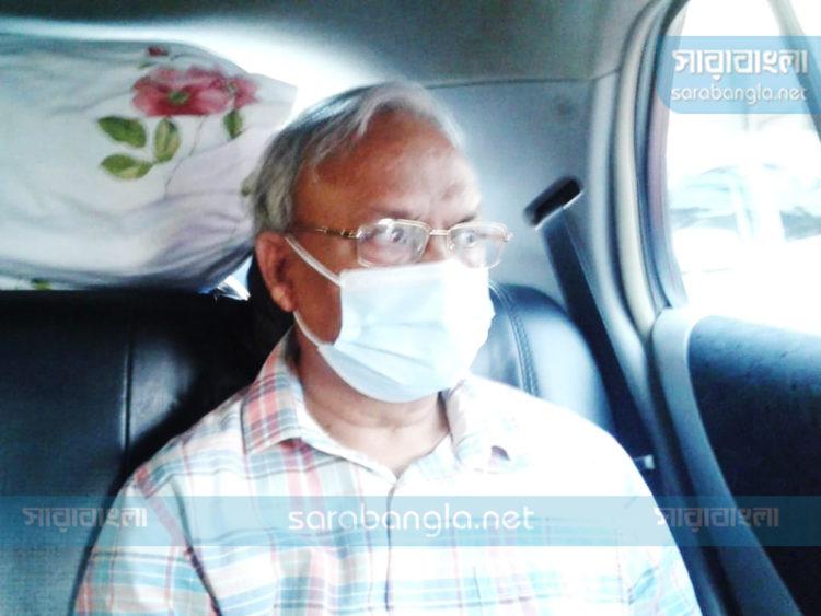 হাসপাতাল থেকে বাসায় ফিরলেন রুহুল কবির রিজভী