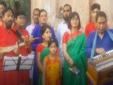 ভোরের আলোয় হেমন্ত বরণ