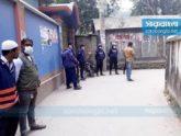 'জঙ্গি আস্তানা' সন্দেহে শাহজাদপুরে এক বাড়ি ঘিরে রেখেছে র্যাব