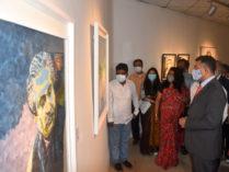 শিল্পকলা একাডেমিতে 'বঙ্গবন্ধু- এ যুগের রাষ্ট্রনায়ক'