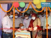 সচিব উপহার দিলেন ঘর, আর গৃহহীন নন বৃদ্ধ সামছুল হক