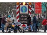 করোনা: জার্মানিতে ফের দৈনিক সংক্রমণের রেকর্ড
