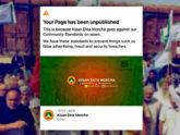 ভারতের কৃষক আন্দোলনের ফেসবুক পেজ 'ব্লকড'