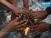 সর্বনিম্ন তাপমাত্রা শ্রীমঙ্গলে, জুবুথুবু জনজীবন