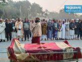 কুষ্টিয়ায় আনুশকার দাফন সম্পন্ন, ধর্ষকের সর্বোচ্চ শাস্তি দাবি