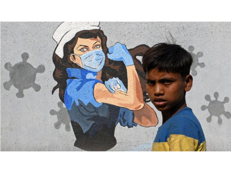 করোনা: ভারতে রেকর্ড দৈনিক সংক্রমণ শনাক্ত