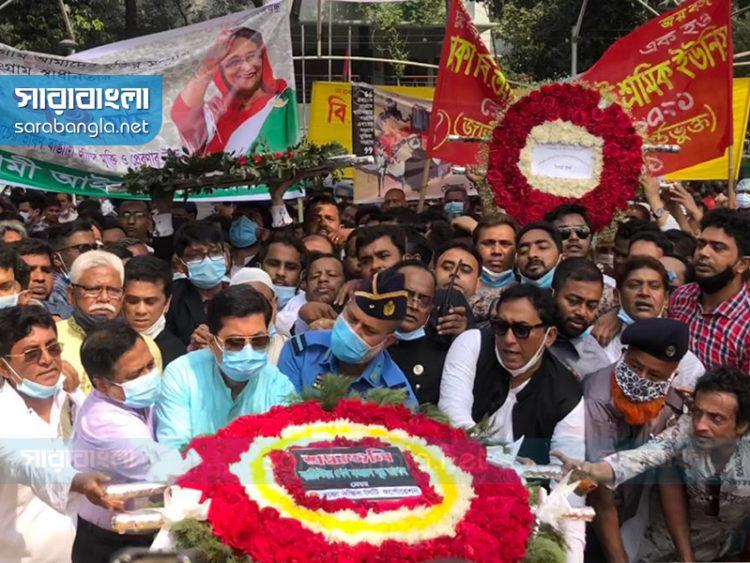 ৭ মার্চ বাঙালি জাতির জন্য অত্যন্ত তাৎপর্যপূর্ণ: শেখ তাপস