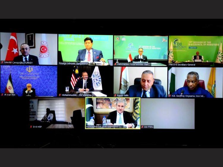 'ডি-এইট রাষ্ট্রগুলোর মধ্যে আরও শক্তিশালী ঐক্য প্রয়োজন'
