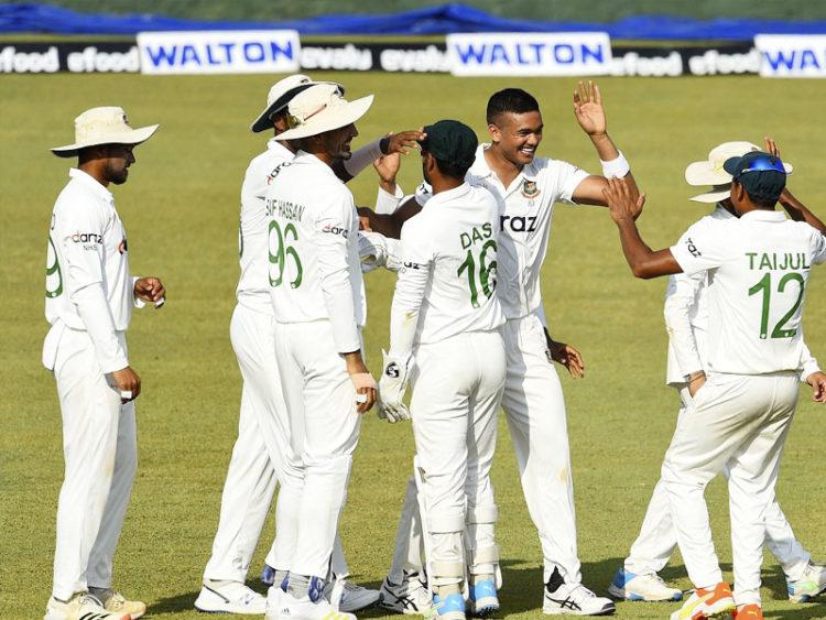 দ্বিতীয় টেস্টে অপরিবর্তিত বাংলাদেশ দল