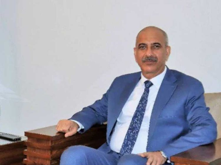 আফগান রাষ্ট্রদূত নাজিব আলিখিল
