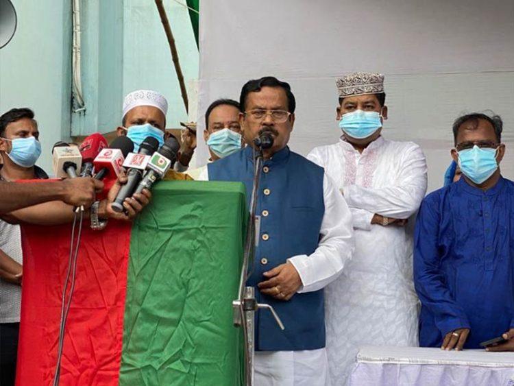 জনগণ ক্ষমা করলে খালেদা জিয়া রাজনীতির অধিকার পাবেন: নানক