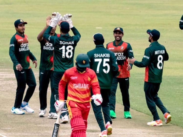 টি-টোয়েন্টিতে আজ জিম্বাবুয়ের বিপক্ষে মাঠে নামছে বাংলাদেশ
