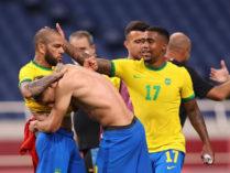 অলিম্পিক ফুটবল: সেমিফাইনালে ব্রাজিল