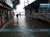 সুনামগঞ্জে পাহাড়ি ঢলে ৭টি ইউনিয়ন প্লাবিত