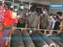 শেবাচিমে অক্সিজেন সংকট: সিলিন্ডার লুকিয়ে রাখছেন রোগীর স্বজনরা