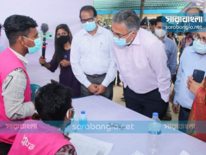 'প্রবাসীদের অগ্রাধিকার ভিত্তিতে ফাইজার ভ্যাকসিন দেওয়া হবে'