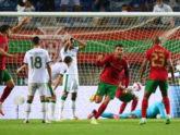 আন্তর্জাতিক ফুটবলে রোনালদোই এখন শীর্ষে