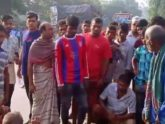 সিরাজগঞ্জে ট্রাকচাপায় ২ পথচারী নিহত